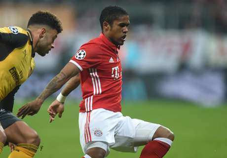 Bayern: Costa muss Training abbrechen