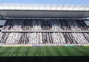 Jogo de volta do clássico entre Corinthians e Santos será na Arena do Timão