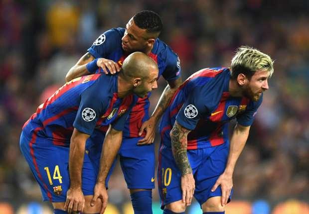 """Mercato, Mascherano : """"Neymar est le futur du Barça"""""""