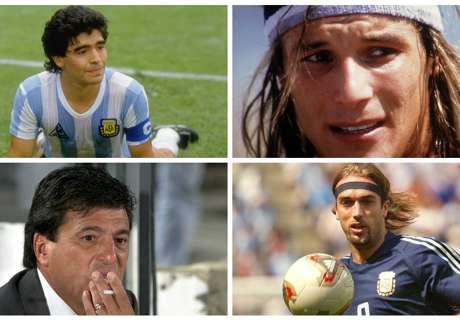 Os argentinos que nós 'odiamos'