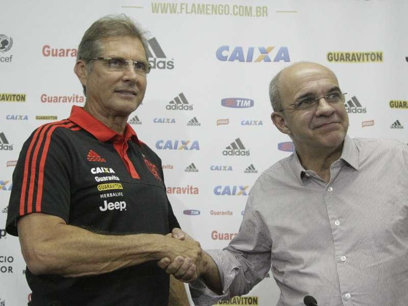 Presidente do Flamengo comenta participação na 'Sul-Minas'