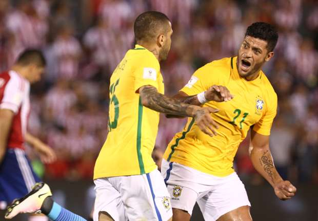 Alisson and Dani Alves rescue shapeshifter Dunga - Five talking points from Paraguay 2-2 Brazil
