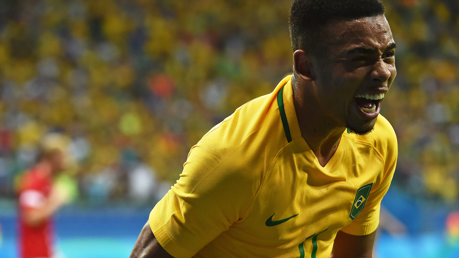 Rio 2016 monstrous neymar and gabriel jesus resurrected for Gabriel jesus squadre attuali