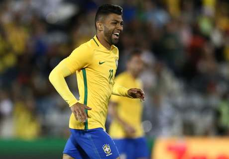 Gabigol: I'll never forget Brazil debut