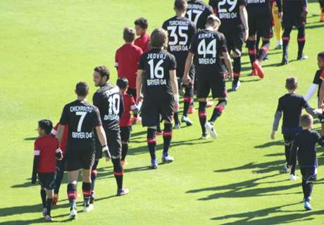 F. Cup: the images from Bayer vs. Estudiantes