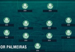 Parabéns ao Palmeiras! Nesta sexta-feira (26), o Palmeiras completa 102 anos de história e por isso a Goal preparou uma seleção com os melhores jogadores da história do clube. Não é fácil e pode haver muitas divergências com a torcida, pois muitos craq...