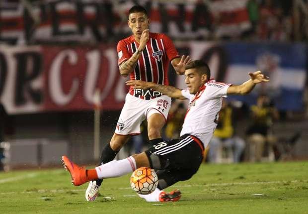 Ricardo Centurión: Copa Libertadores Da América: Os Números, Pranchetas E