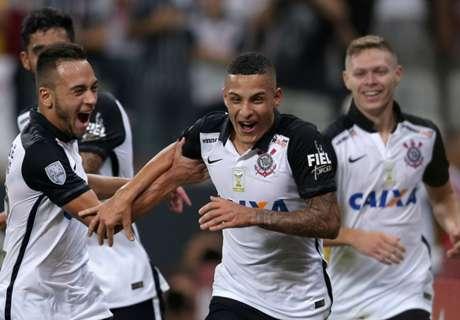 ► Corinthians 6-0 Cobresal