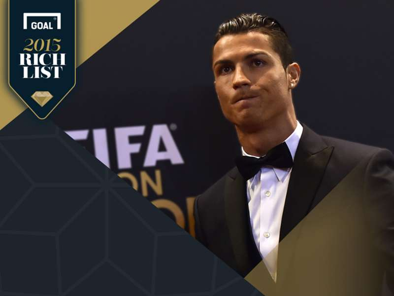 Ronaldo on course to become highest-paid athlete in the world