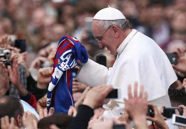 La maldición del Papa Francisco contra Boca