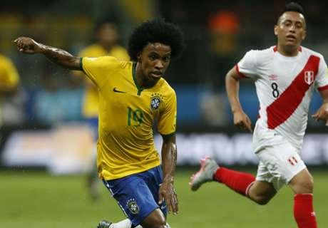 Willian: Brasilien wieder auf Kurs
