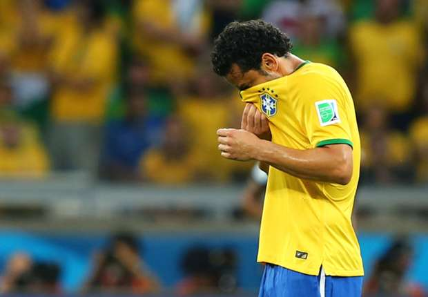 Fred 'finished' with Brazil