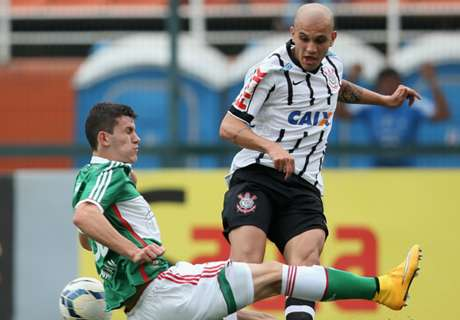 Brasile, domenica Palmeiras-Corinthians