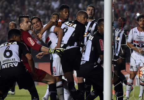 Libertadores: Sao Paulo 1-0 At. Mineiro