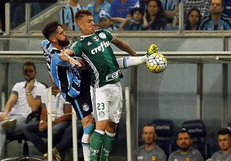 AO VIVO: Grêmio 0 x 0 Palmeiras