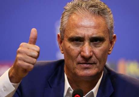 Tite to lead Brazil into new era