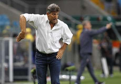 AO VIVO: Cruzeiro 0 x 0 Grêmio