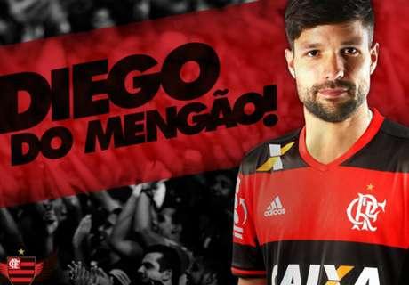 Diego ficha por el Flamengo