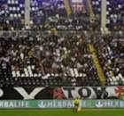 Vasco, squadra contestata dai tifosi