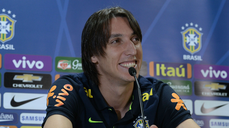 Geromel Brasil Seleção 30082016