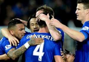 """Découvrez les meilleures """"Une"""" de la presse anglaise et européenne au lendemain du sacre de Leicester City, champion de Premier League."""