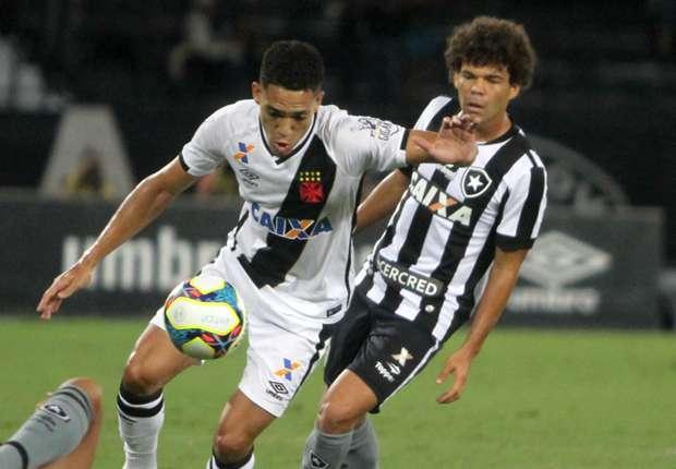 Vasco 0x0 Botafogo: empate ruim para os dois, em noite de defesaça