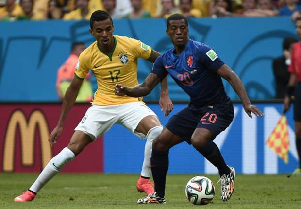 Brazil must be man enough to accept criticism - Luiz Gustavo