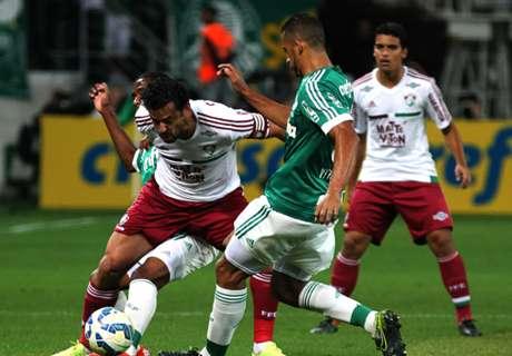 Palmeiras x Fluminense: stats completos!