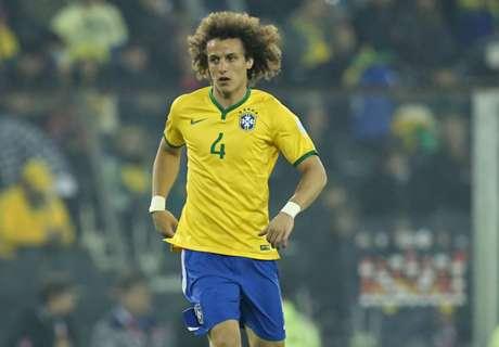D. Luiz cogita jogar no Corinthians