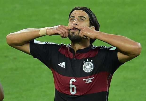 Khedira, descartado por el Bayern