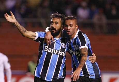 Libertadores: LDU 2 x 3 Grêmio