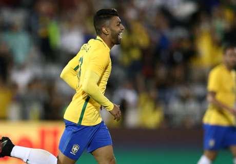 Copa: Brasilien meistert Generalprobe