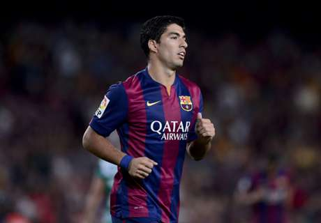 Fans must wait to see Suarez-Messi