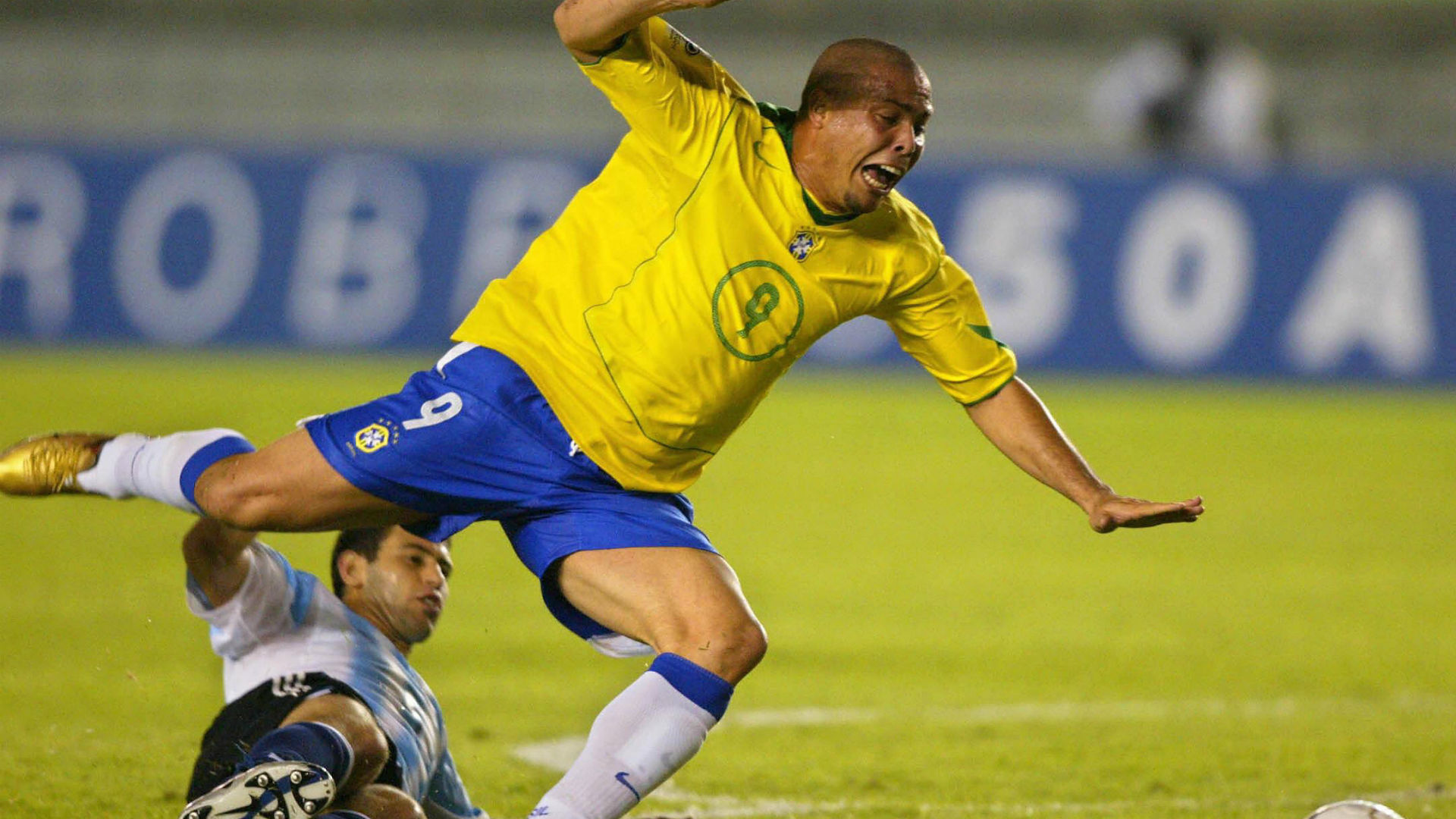 Cavallero Went One Way The Ball Other And Brazil Were 2 0 Up With Less Than 25 Minutes Remaining