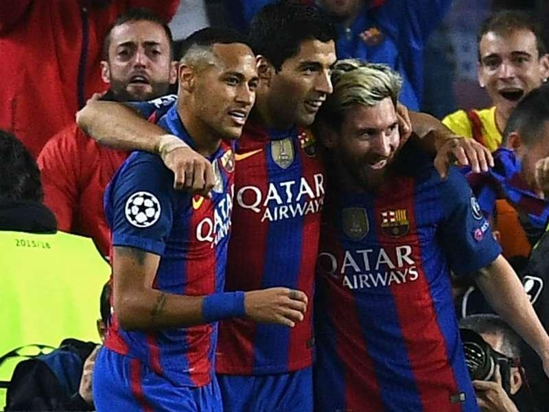 """► """"É incrível jogar ao lado de Messi, Neymar e Suárez"""" - Lucas Digne"""