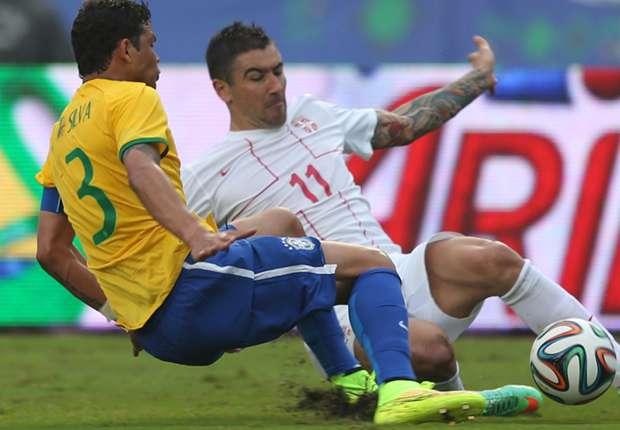 Silva mulai waspadai Kroasia.