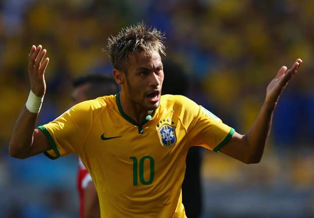 Neymar: I don't care about the Golden Boot
