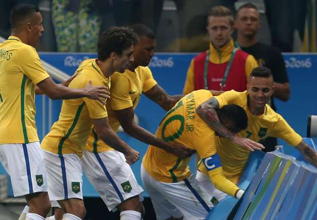IN STATS: All the numbers from Brazil 2-0 Colombia