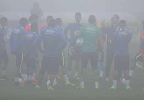 Fog blurs Brazil's Olympic preparations