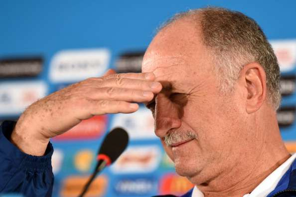 Don't judge me on 7-1 defeat - Scolari
