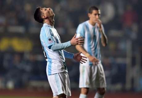El sufrimiento de Lionel