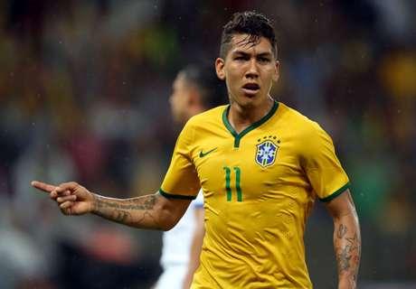 Amistoso: Brasil 1 x 0 Honduras