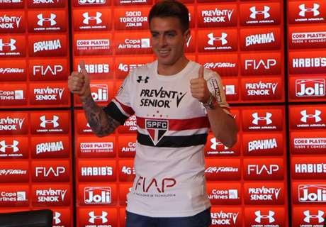 Buffarini fue presentado en Sao Paulo
