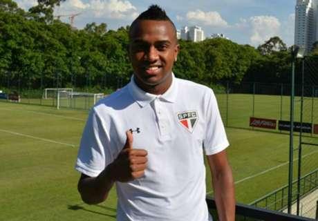 São Paulo contrata Kelvin, ex-Palmeiras