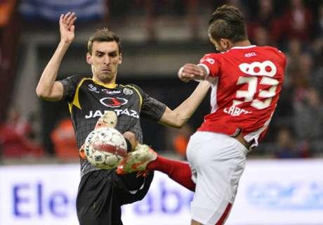 Jogador belga sofre infarto em campo
