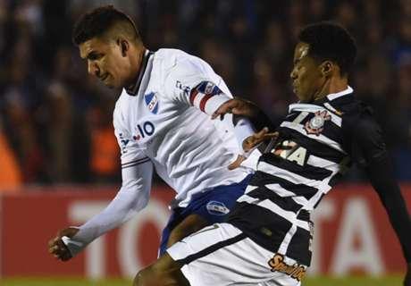 Libertadores: Nacional 0-0 Corinthians