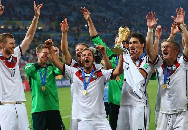Alemanha também é exemplo para Dunga