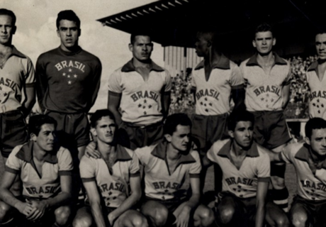 Brazil's 1952 Olympic campaign
