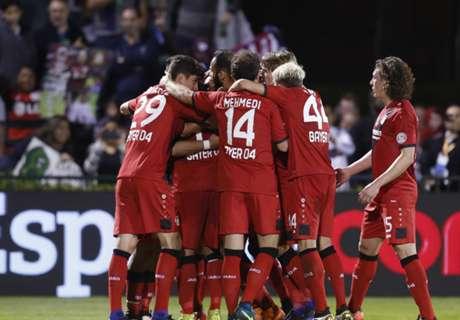 'Favor' que le haría el Bayer al Eintracht