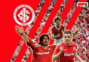 Antes do clássico deste domingo, Goal Brasil apresenta os principais nomes nos 107 anos de história do clube gaúcho.